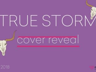 Cover Reveal: True Storm by L.E. Sterling!