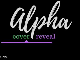 Cover Reveal: Alpha by Jus Accardo!