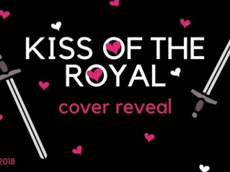 Cover Reveal: Kiss of the Royal by Lindsey Duga!