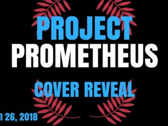 Cover Reveal: Project Prometheus by Aden Polydoros!