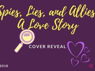 Cover Reveal: Spies, Lies, and Allies: A Love Story by Lisa Brown Roberts!