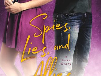 Swoon Sunday with Carlos Rubio from Spies, Lies, and Allies by Lisa Brown Roberts!