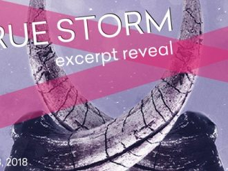 Excerpt Reveal: True Storm by L.E. Sterling!
