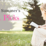 This Summer's YA Pile from Melissa Chambers