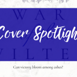 Cover Reveal: War of the Wilted by Amber Mitchell