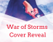 Cover Reveal: War of Storms by Erica Cameron