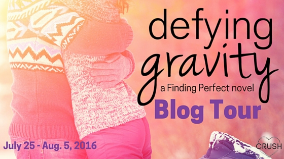 Defying Gravity Blog Tour Banner