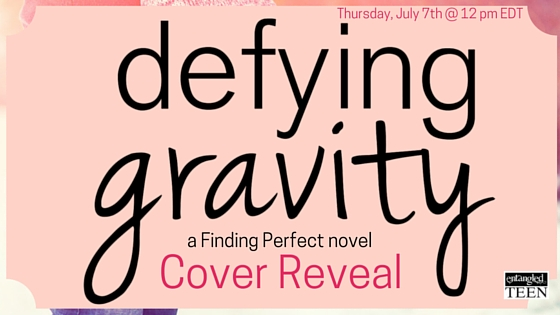 Defying Gravity Cover Reveal Banner